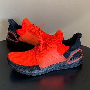 Adidas Ultraboost 19 Solar Red